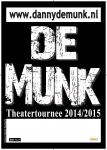 affiche Danny de Munk theatertour 2015