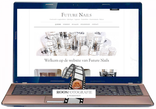 webdesign laptop wilma